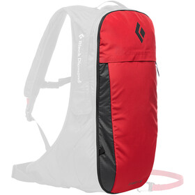 Black Diamond Jetforce Pro Booster Split Pack 10l Red